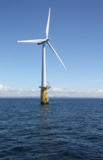 Siemens 2.3 Megawatt Floating Offshore Wind Turbine